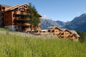 Chalet Dame Blanche