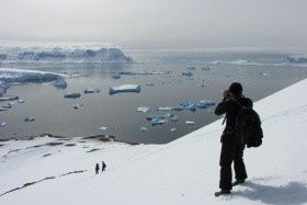 Antarktida Přes Noc – Ostrov King George