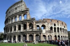 Řím - Letecký Eurovíkend S Česky Hovořícím Průvodcem - Hotel Blu Roma