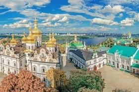 Kyjev a Černobyľ, Pripiať, Kyjev, Černobyľ