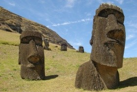 Velikonoční Ostrov, Tahiti, Moorea A Tetiaroa
