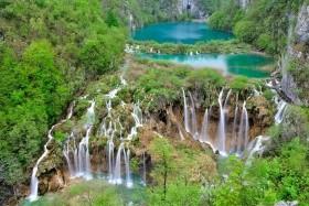 Plitvická jezera s návštěvou termálních lázní