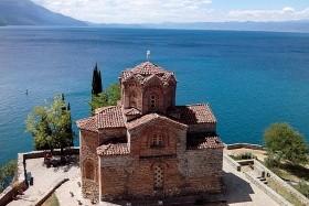 Makedonie - divoké hory, krasová jezera a orientální města Balkánu