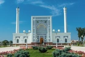 KAZACHSTÁN a UZBEKISTÁN