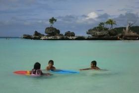 Silvestr Na Boracay - Filipíny, Prodloužení O Ostrov Palawan