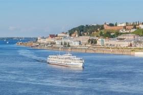 Tři ruská hlavní města: Moskva, vlakem do Nižného Novgorodu, lodí do Kazaně – letecký poznávací zájezd