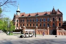 Polsko - Krakow a Wieliczka