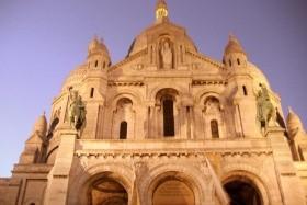 Paříž a zámek ve Versailles