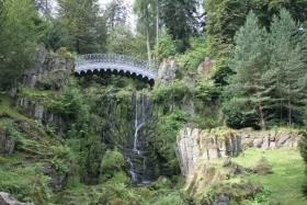 ZELENÉ SRDCE NĚMECKA - německé zahrady a parky