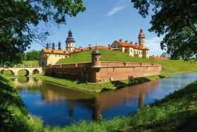 Bělorusko - putování v zemi jezer, národních parků a architektonických skvostů