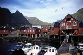 Nejkrásnější Místa Norska - Letecky