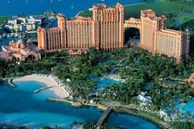 Atlantis Coral Tower