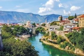 Letecký víkend do Sarajeva s návštěvou Mostaru