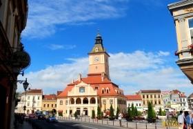 Rumunsko, Velký Okruh, Hory, Kláštery, Drákulova Transylvánie