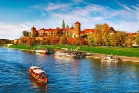 Osvětim, Březinka, solné doly Wieliczka a Krakow (Hotel)