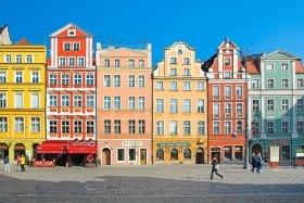 Wroclav, Legnica, Jawor, Ksiaz, Swidnica