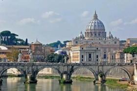 ITÁLIE - Řím • Vatikán
