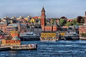 Dánsko - ostrovní království - let/bus