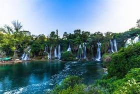 Bosna a Hercegovina a Makarská riviéra 2019
