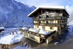 Grossglockner, Horský Landhotel Post U Skiareálu S Wellness A Polopenzí