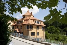 Luhačovice - Lázeňská Vila Valaška