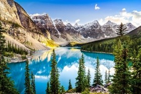 Národní parky západní Kanady