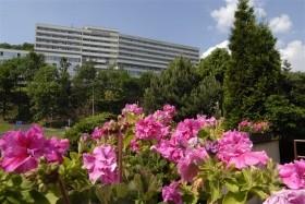 Jáchymov - Lázeňský Hotel Běhounek