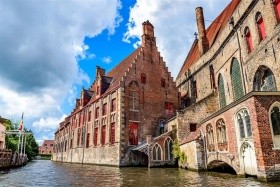 Belgicko a Holandsko, Bruggy, Antverpy, Rotterdam, Delft, Den Haag, Scheveningen, Zaanse Schans, Amsterdam, Belgicko-holandský okruh, Belgicko-holandský okruh