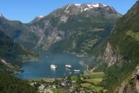 Norské fjordy a skandinávské metropole