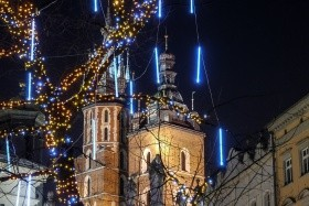 Adventní Krakow + WROCLAW (autobusem z Brna)