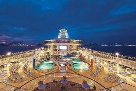 Usa, Bahamy, Na Lodi Mariner Of The Seas - 393860271