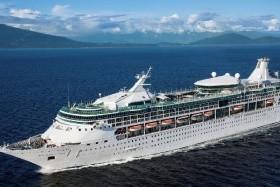 Španělsko, Bahamy, Usa Z Barcelony Na Lodi Rhapsody Of The Seas - 393859961