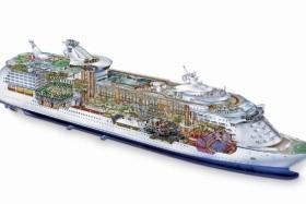 Singapur, Thajsko, Vietnam, Čína Na Lodi Voyager Of The Seas - 393883889