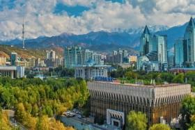 4 dny kolem Almat
