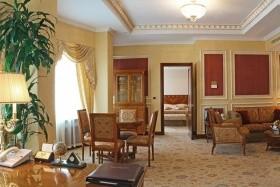 Hotel Golden Ring, Rusko-Moskva