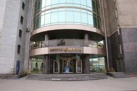 Hotel Neptun, Rusko-Petrohrad