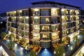 Andakira Hotel, Phuket, Bangkok Palace Hotel, Bangkok