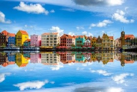 Surinam - Fr. Guyana - Curacaoo