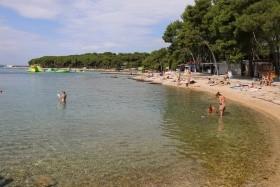 Biograd Na Moru, Park Solinekemp Park Soline (Mobilní Domy), Biograd Na Moru, Chorvatsko