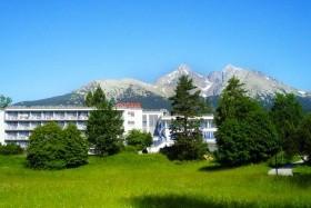 Tatranská Lomnica - Hotel Morava