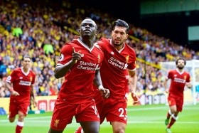 Liverpool - Huddersfield