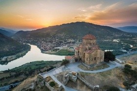 Poznávací eurovíkend s pobytem v Tbilisi