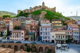 Týden V Gruzii S Pobytem V Tbilisi