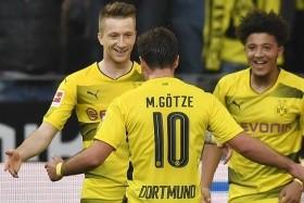 Vstupenka Na Borussia Dortmund - Vfb Stuttgart