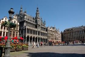 To nejlepší z Bruselu, Brugg, Gentu a Antverp (letecky z Ostravy - Katovic)