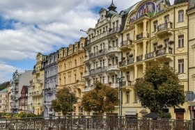 Karlovy Vary - Astoria Hotel & Medical Spa A Depandance Wolker