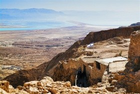 Za Poznáním Jihu Izraele A Koupání V Rudém Moři