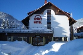Hotel Sport - 4 Noci A 4 Dny Skipas