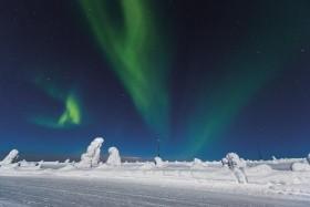 Finsko - za polární září