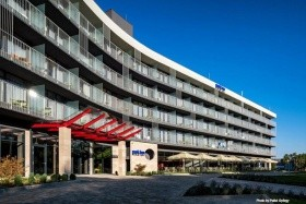 Termální lázně Zalakaros, hotel Park Inn